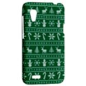 Ugly Christmas HTC Desire VT (T328T) Hardshell Case View2