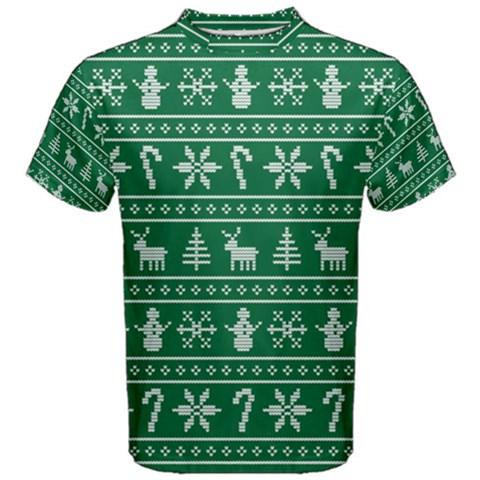Ugly Christmas Men s Cotton Tee