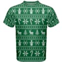 Ugly Christmas Men s Cotton Tee View1