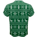 Ugly Christmas Men s Cotton Tee View2