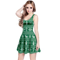 Ugly Christmas Reversible Sleeveless Dress