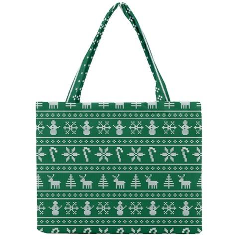 Ugly Christmas Mini Tote Bag