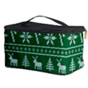 Ugly Christmas Cosmetic Storage Case View3