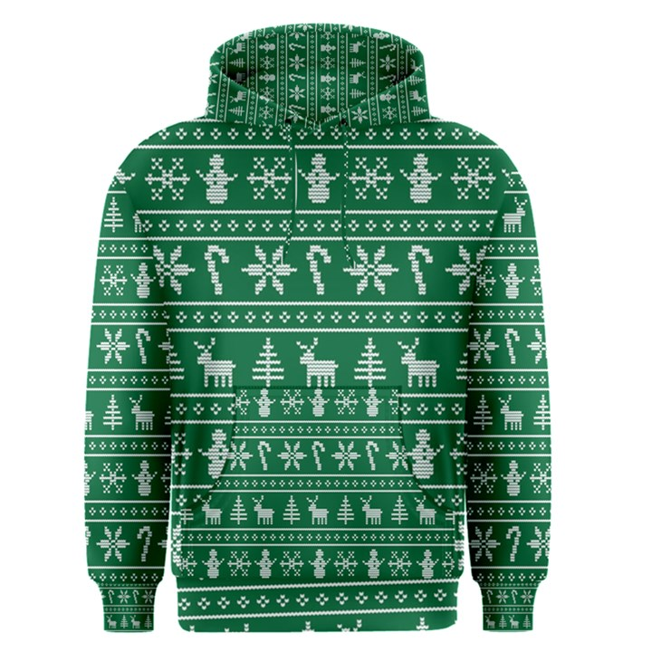 Ugly Christmas Men s Pullover Hoodie