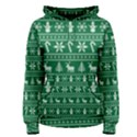 Ugly Christmas Women s Pullover Hoodie View1
