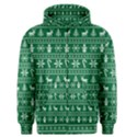 Ugly Christmas Men s Zipper Hoodie View1