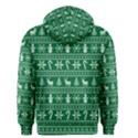 Ugly Christmas Men s Zipper Hoodie View2