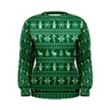 Ugly Christmas Women s Sweatshirt View1