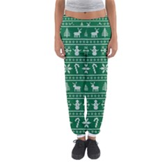 Ugly Christmas Women s Jogger Sweatpants
