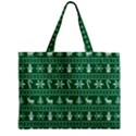 Ugly Christmas Zipper Mini Tote Bag View1