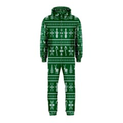 Ugly Christmas Hooded Jumpsuit (Kids)