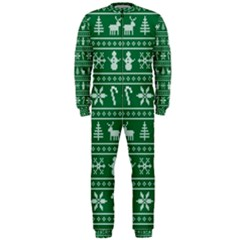 Ugly Christmas OnePiece Jumpsuit (Men)