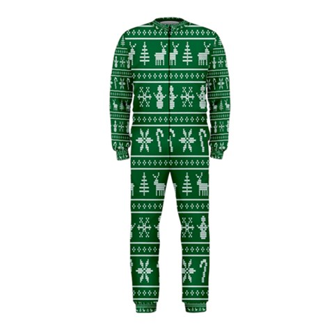 Ugly Christmas OnePiece Jumpsuit (Kids)