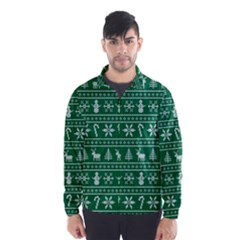 Ugly Christmas Wind Breaker (Men)