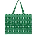 Ugly Christmas Large Tote Bag View1