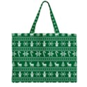 Ugly Christmas Large Tote Bag View2