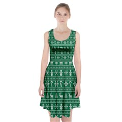 Ugly Christmas Racerback Midi Dress