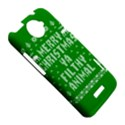 Ugly Christmas Ya Filthy Animal HTC One X Hardshell Case  View5