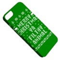 Ugly Christmas Ya Filthy Animal Apple iPhone 5 Classic Hardshell Case View5