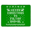 Ugly Christmas Ya Filthy Animal Kindle Fire (1st Gen) Flip Case View1