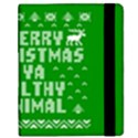 Ugly Christmas Ya Filthy Animal Kindle Fire (1st Gen) Flip Case View2