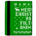 Ugly Christmas Ya Filthy Animal Kindle Fire (1st Gen) Flip Case View3