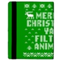 Ugly Christmas Ya Filthy Animal Apple iPad Mini Flip Case View3