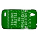 Ugly Christmas Ya Filthy Animal HTC Desire V (T328W) Hardshell Case View1