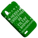 Ugly Christmas Ya Filthy Animal HTC Desire V (T328W) Hardshell Case View5