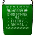 Ugly Christmas Ya Filthy Animal Flap Covers (S)  View1