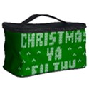 Ugly Christmas Ya Filthy Animal Cosmetic Storage Case View2