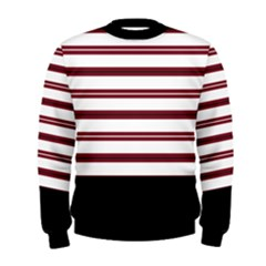 Blocks And Stripes Men s Sweatshirt