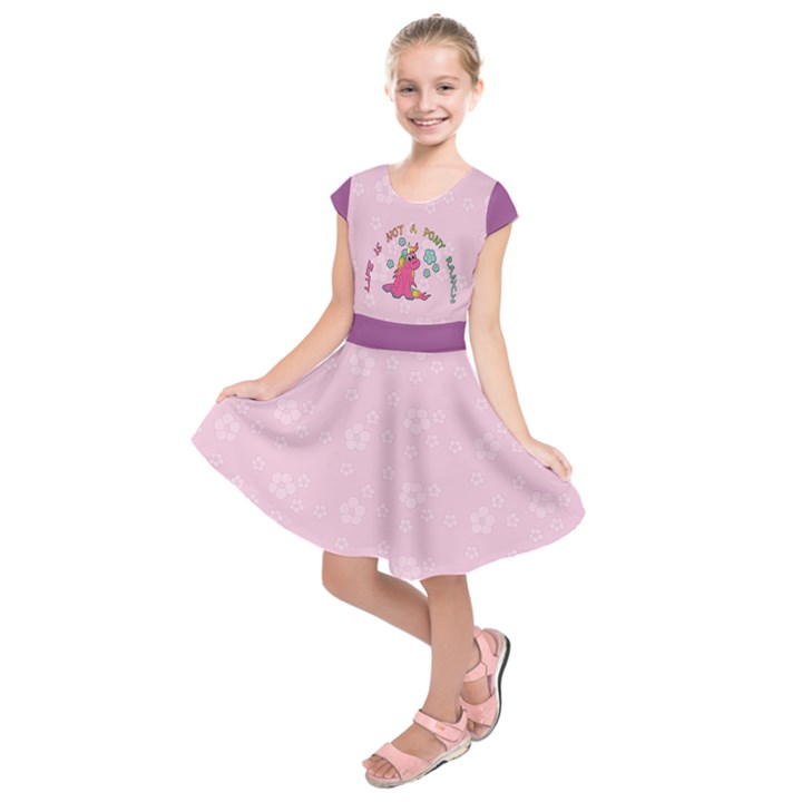 PONYRANCH Kids  Short Sleeve Dress