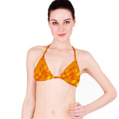 Orange decor Bikini Top