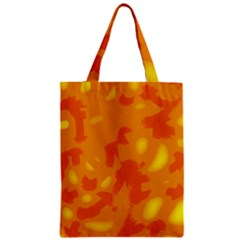 Orange Decor Classic Tote Bag
