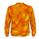 Orange decor Men s Sweatshirt View2