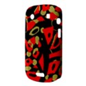 Red artistic design Bold Touch 9900 9930 View3
