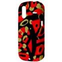 Red artistic design HTC Amaze 4G Hardshell Case  View3