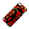 Red artistic design Apple iPod Touch 5 Hardshell Case View4