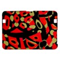 Red artistic design Kindle Fire HD 8.9  View1