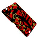 Red artistic design Kindle Fire HD 8.9  View5