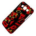 Red artistic design Samsung Galaxy Win I8550 Hardshell Case  View4