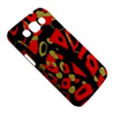 Red artistic design Samsung Galaxy Win I8550 Hardshell Case  View5