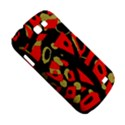 Red artistic design Samsung Galaxy Express I8730 Hardshell Case  View5