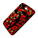 Red artistic design Samsung Galaxy Note 8.0 N5100 Hardshell Case  View4
