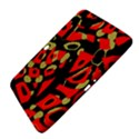 Red artistic design Samsung Galaxy Tab 3 (10.1 ) P5200 Hardshell Case  View4