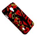 Red artistic design LG Optimus L7 II View5