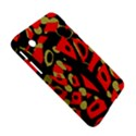 Red artistic design Samsung Galaxy Tab 2 (7 ) P3100 Hardshell Case  View5