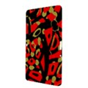 Red artistic design Samsung Galaxy Tab 2 (10.1 ) P5100 Hardshell Case  View3