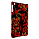 Red artistic design iPad Air Hardshell Cases View2